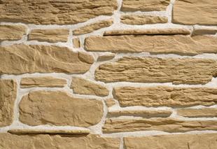 Plaquette de parement MUROK SIERRA ép.1,5cm long.1m larg.50cm coloris jaune - Gedimat.fr