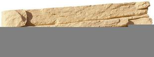 Plaquette de parement MUROK MONTANA ép.1,5cm long.1m larg.54cm coloris beige - Gedimat.fr