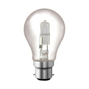 Ampoule halogène standard B22 - 28 W - Gedimat.fr