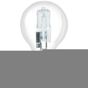 Ampoule halogène sphérique E14 - 18 W - Gedimat.fr