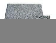 Dalle terrasse Rumba ép.3,7cm dim.40x40cm coloris gris - Gedimat.fr