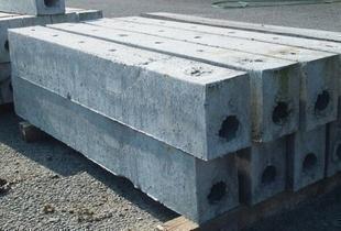 Bloc béton de chaînage horizontal ép.9cm haut.19cm long.1,40m - Gedimat.fr