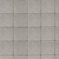 Pavé tambouriné IN-LINE ép.6cm dim.20x20cm coloris gris - Gedimat.fr