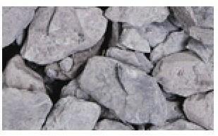 Gravier décoratif en pierre naturelle CANADIAN PURPLE SLATE 4cm sac de 25 kg coloris ardoise violet - Gedimat.fr
