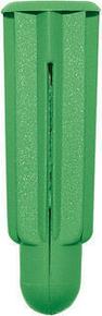 Cheville universelle à collerette en polypropylène SIMPLEX diam.10mm long.50mm gris boîte de 100 pièces - Gedimat.fr