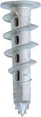 Cheville autoforeuse en zamak ZAC SPEED diam.4,5mm long.38mm - Gedimat.fr