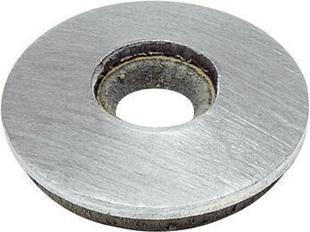 Rondelle en alliage alluminium VULCA diam.ext.16mm ép.2mm pour vis de 6,5mm - 100 pièces boîte de 100 pièces - Gedimat.fr