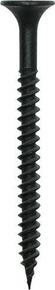Vis autoperçeuse en acier DRILLCO tête trompette diam.3,5mm long.35cm noir - Gedimat.fr