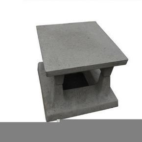 aspirateur extracteur statique en b ton sebicape pour souche avec simple enduit. Black Bedroom Furniture Sets. Home Design Ideas