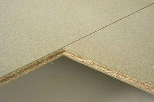 Dalle de plancher CTBH P5 ép.25mm larg.0,905m long.2,06m - Gedimat.fr