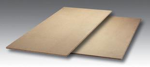Dalle de plancher CTBH P5 ép.16mm larg.0,905m long.2,06m - Gedimat.fr