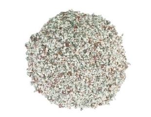 Gravier nuancé blanc 8/12 mm sac 25 kg - Gedimat.fr