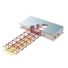 Poutre HERCULE section 15x16cm long.2,70m pour portée utile de 1.7 à 2.30m - Gedimat.fr