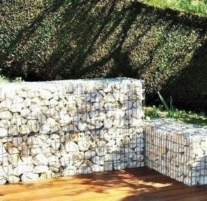 panneau gabion pour la d coration ou pour la construction de mur. Black Bedroom Furniture Sets. Home Design Ideas