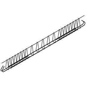 Poutre NEPTUNE section 12x35 long.4,50m pour portée utile de 3.6 à 4.1m - Gedimat.fr