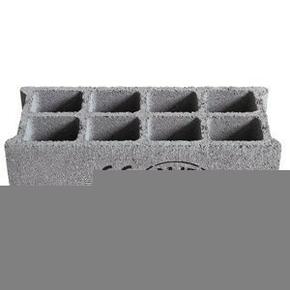 Bloc béton creux B60 NF ép.25cm haut.20cm long.50cm - Gedimat.fr