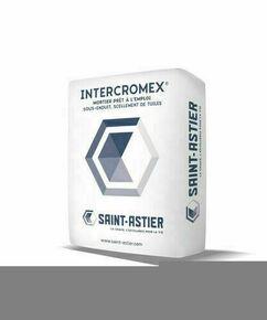 Sous-enduit INTERCROMEX gris sac de 30kg - Gedimat.fr