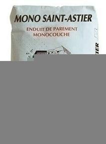 Enduit monocouche MONO SAINT-ASTIER M sac de 30kg teinte 168 - Gedimat.fr