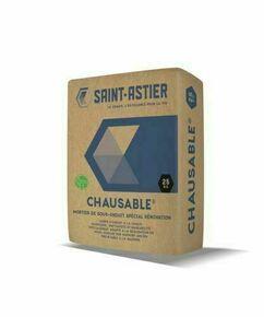 Chausable talochée sac de 35kg - Gedimat.fr
