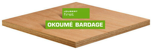 Contréplaqué bardage tout Okoumé ép.12mm larg.1,53m long.2,50m - Gedimat.fr