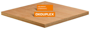 Contreplaqué CTBX tout Okoumé OKOUPLEX ép.18mm larg.1,53m long.3,10m - Gedimat.fr