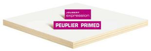 Contreplaqué pré-peint peuplier POPRIMED ép.10mm larg.1,22m long.2,50m - Gedimat.fr