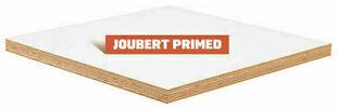 Contreplaqué pré-peint CTBX tout Okoumé PRIMED ép.18mm larg.1.22m long.2,50m - Gedimat.fr