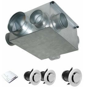 kit vmc simple flux maison 39 air compact. Black Bedroom Furniture Sets. Home Design Ideas