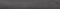 Plinthe carrelage pour sol en grès cérame décoré ULTRA larg.8,5cm long.60cm coloris antrasit - Gedimat.fr
