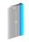 Profil de finition PVC pour plinthes de hauteur 15 cm et d'épaisseur 16 mm blanc brillant - Gedimat.fr