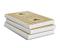 Laine de verre en rouleau PureOne 40 RP revêtue kraft ép.240mm larg.1,20m long.3,25m - Gedimat.fr