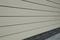 Bardage PVC cellulaire large Long.4 x Larg.0,167 m (0,210 hors tout) Ep.18 mm Gris Clair - Gedimat.fr