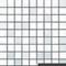 Décor MOSAICO pour mur en faïence PRIVILEGE, trame de 31,6x31,6cm coloris white - Gedimat.fr