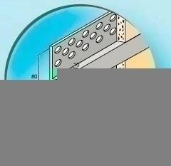 Joint PLAT INOX ép.10mm long.2,00m - Gedimat.fr