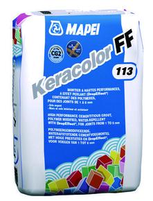 Mortier de jointoiement KERACOLOR FF classe CG2WA sac de 25kg coloris gris ciment - Gedimat.fr