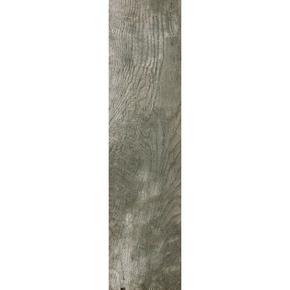 Carrelage pour sol en grès cérame émaillé SALOON larg.20cm long.80cm coloris 15 gris foncé - Gedimat.fr