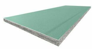 Doublage polystyrène graphite hydrofuge PREGYTHERM BA13+160 - 2,60x1,20m - R=5,35m².K/W - Gedimat.fr