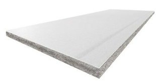 Doublage polystyrène graphite déco PREGYTHERM BA13+100 - 2,60x1,20m - R=3,15m².K/W - Gedimat.fr