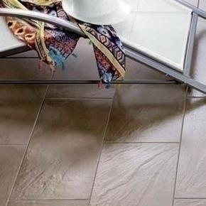 Carrelage pour sol en grès cérame émaillé LUXOR larg.30cm long.60cm coloris taupe - GEDIMAT - Matériaux de construction - Bricolage - Décoration