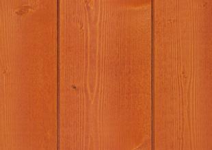 Lambris Sapin du Nord Bélouga profil Elégie carrée languette décalée ép.15 larg.135mm long.2,50m Terre de Sienne - Gedimat.fr