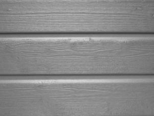 Bardage Sapin du Nord Métal profil Ontario2 ép.19mm larg.(utile) 122mm long.2,95m Platinium - Gedimat.fr