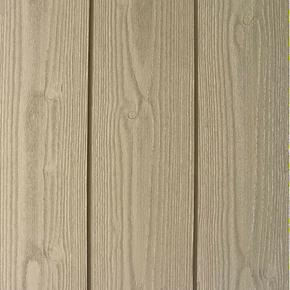 Lambris Sapin du Nord Au Naturel Brossé profil Elégie carrée languette décalée ép.15 larg.135mm long.2,50m Brun de Dune - Gedimat.fr