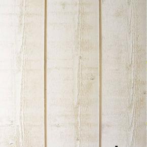 Lambris Sapin du Nord Au Naturel Brut de Sciage fin profil Elégie carrée languette décalée ép.15 larg.135mm long.2,50m Fleur de Sel - Gedimat.fr
