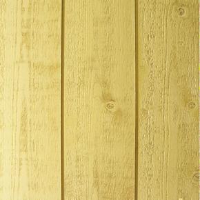 Lambris Sapin du Nord Au Naturel Brut de Sciage fin profil Elégie carrée languette décalée ép.15 larg.135mm long.2,50m Pollen - Gedimat.fr