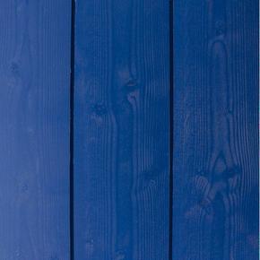 Lambris Sapin du Nord Happy Colors profil Elégie carrée languette décalée ép.15 larg.135mm long.2,50m Bleu Eclair - Gedimat.fr