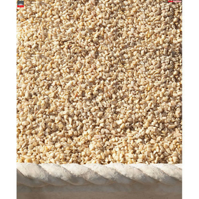 Graviers concassés de marbre 9/12 coloris ivoire sac de 25 kg - Gedimat.fr