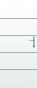 Bloc-porte gravé avec inserts à poser non inclus ESCALE huis.88mm haut.2,04m larg.83cm droit poussant - Gedimat.fr