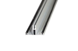 Kit profil T blanc + joint pour 16mm avec joint à lèvre long.4m - Gedimat.fr