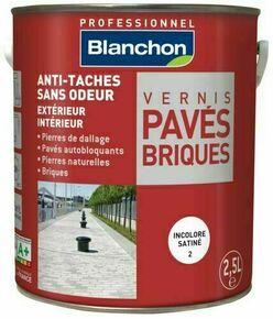 Vernis pavés briques mat - pot 2,5l - Gedimat.fr