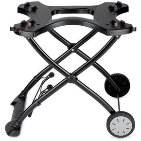 Chariot pliable WEBER pour Q1000 et 2000 - Gedimat.fr